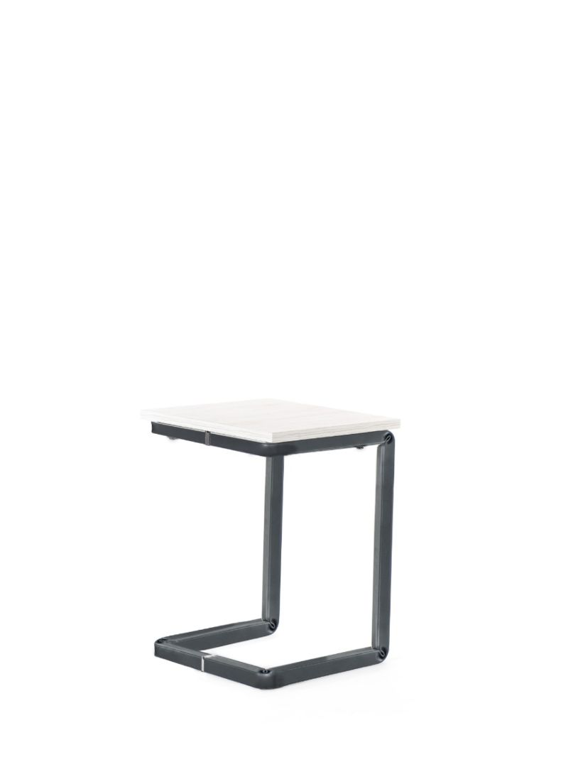 design stool in steel for retails, shop, showroom and office by situér milano