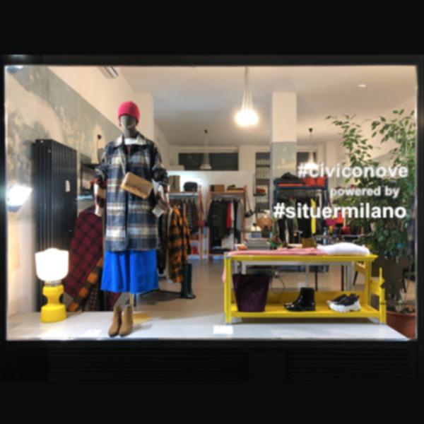 Showcase, pop up & corner